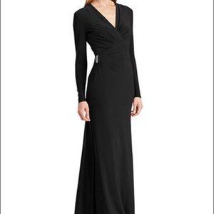 Lauren Ralph Lauren Jersey Gown